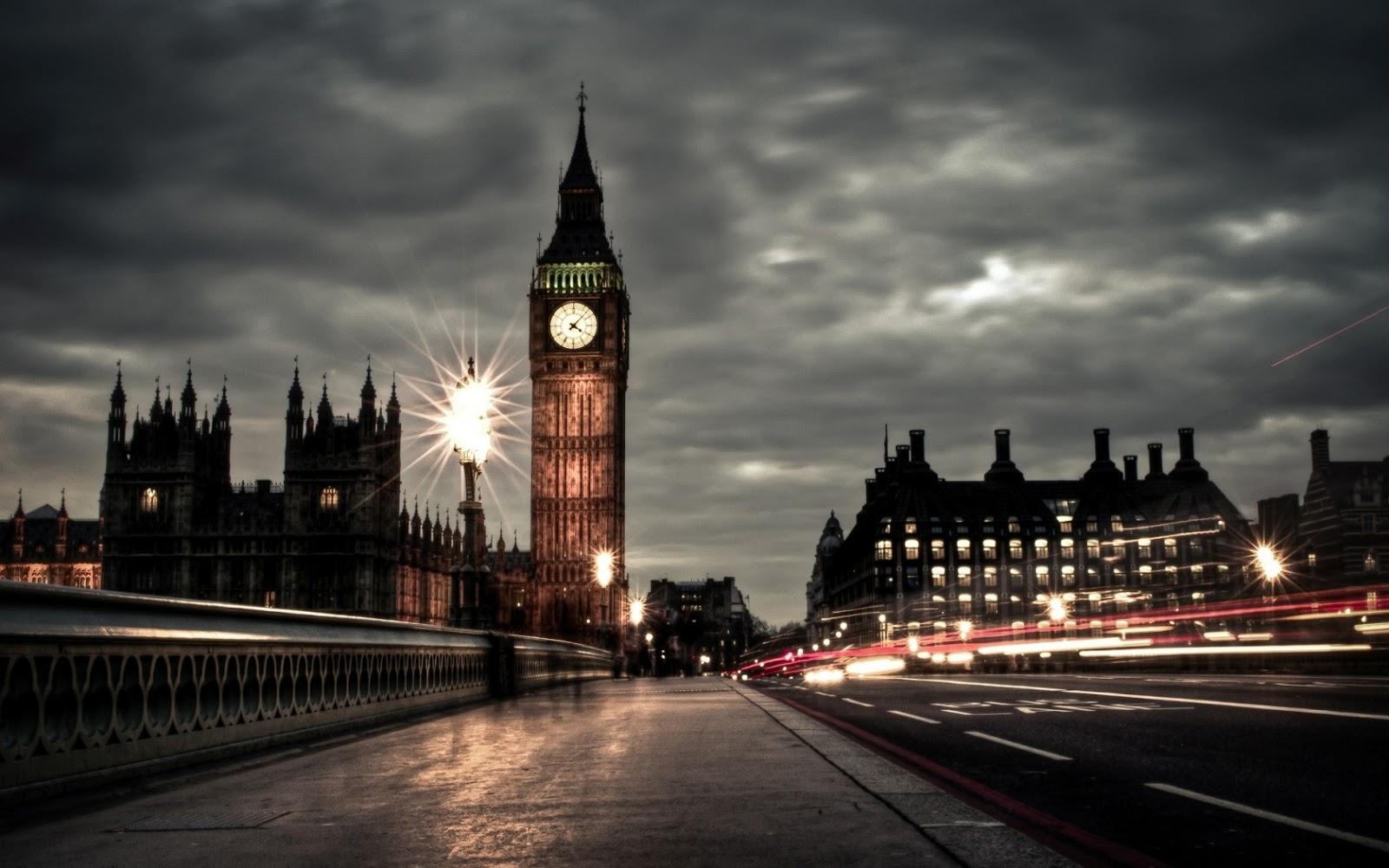 Fotos De La Ciudad De Londres En La Noche