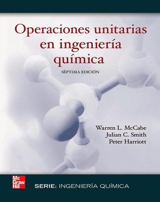 Librotecarios: Operaciones Unitarias en Ingeniería Química