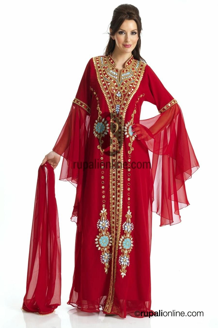 a17afc73d25 Rupali Online New Collection of Farasha   Maxi. Zaal Embroidered Farasha  Collection 2013 14