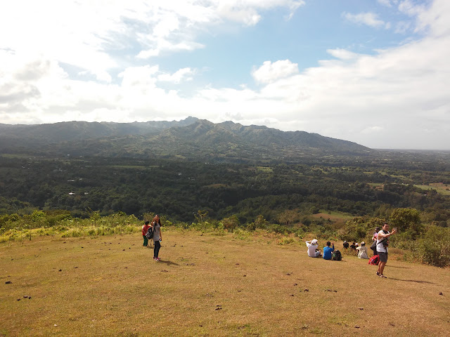 Perfect Vantage point of Mt. Batulao
