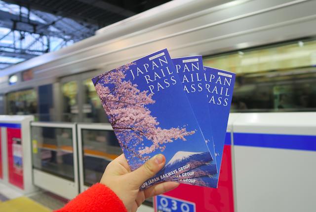 Japan Rail Pass 2018