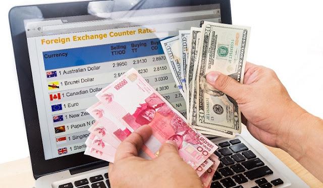 Rupiah Menguat Atas Dollar, Sekarang di Level Rp. 14.590,-