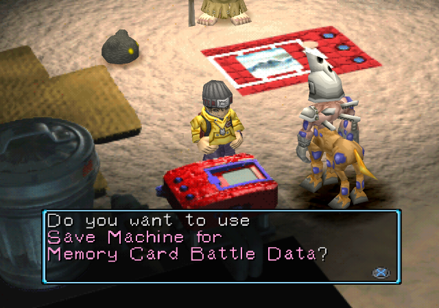 Save Game Digimon World 3 Epsxe - imagingxilus