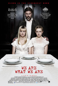 We Are What We Are Poster