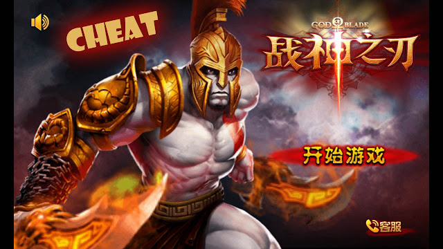 Cheat God of War Android