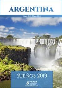 Circuitos Argentina Catálogo 5 Estrellas Club 2019