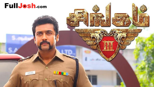 Surya's Singam 3 Motion Poster Out