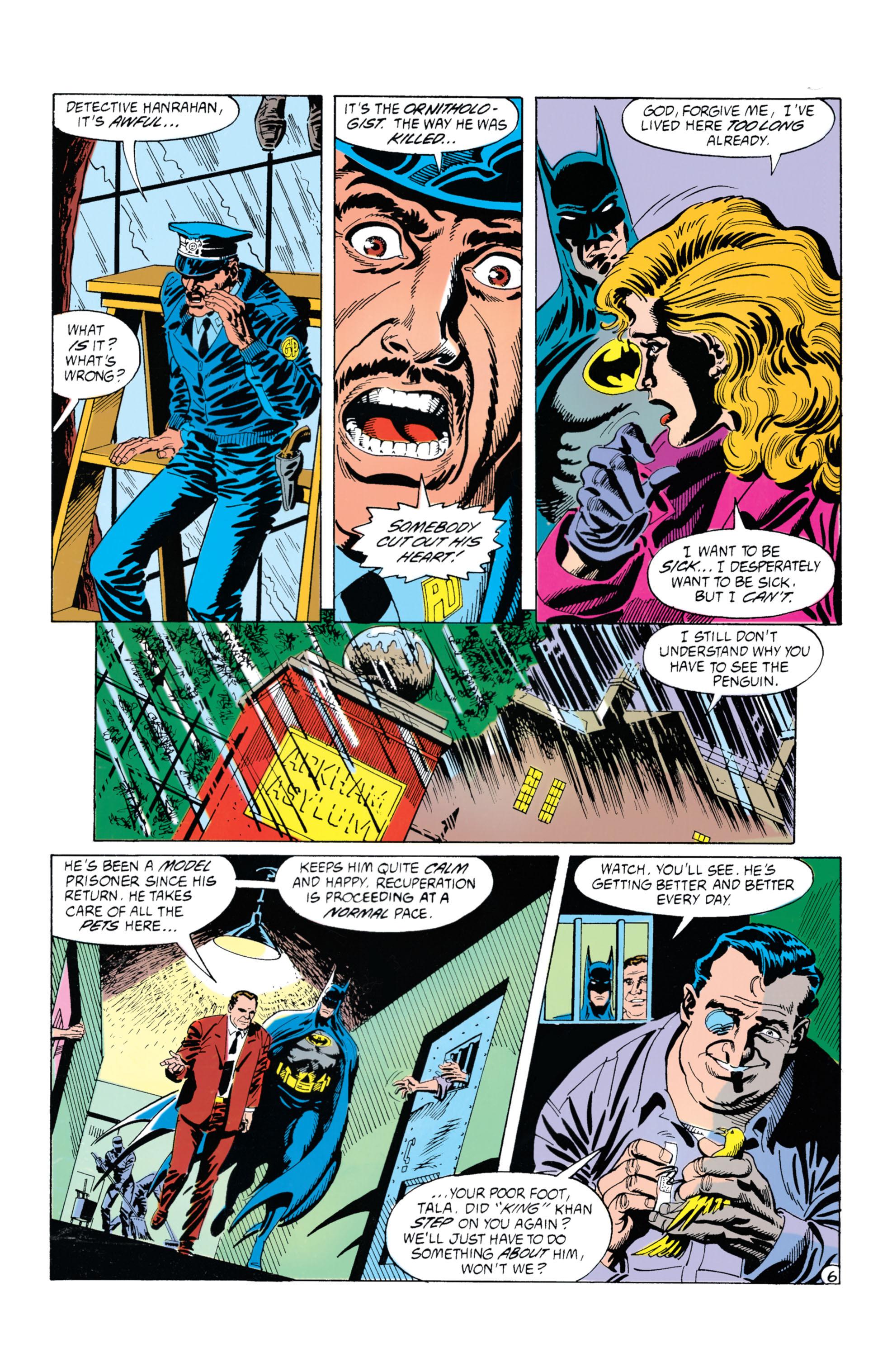 Detective Comics (1937) 628 Page 6