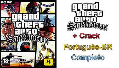 GTA San Andreas PC + Crack - Download Completo em ...