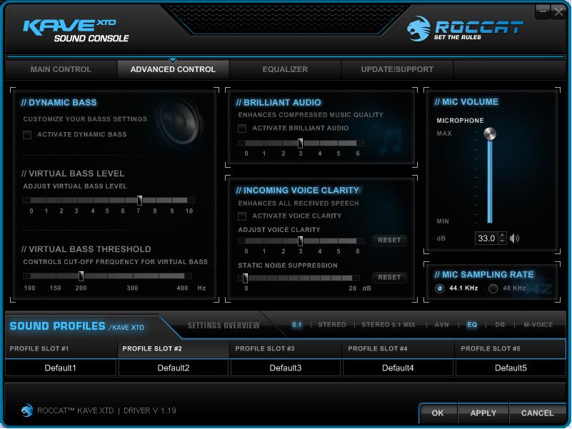 Unboxing & Review: Roccat Kave XTD 5.1 Digital Surround Sound Headset 75