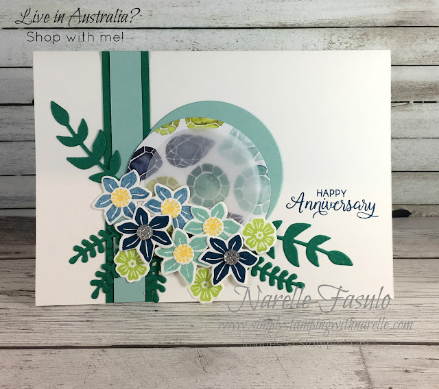 Beautiful Bouquet bundle - make gorgeous floral cards so easily - get yours now - http://bit.ly/2IBKNQi