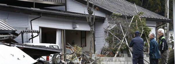 Gempa berkekuatan 6,8 SR melukai 39 orang di Jepang