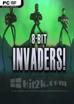 8 Bit Invaders Proper-PLAZA Free Download