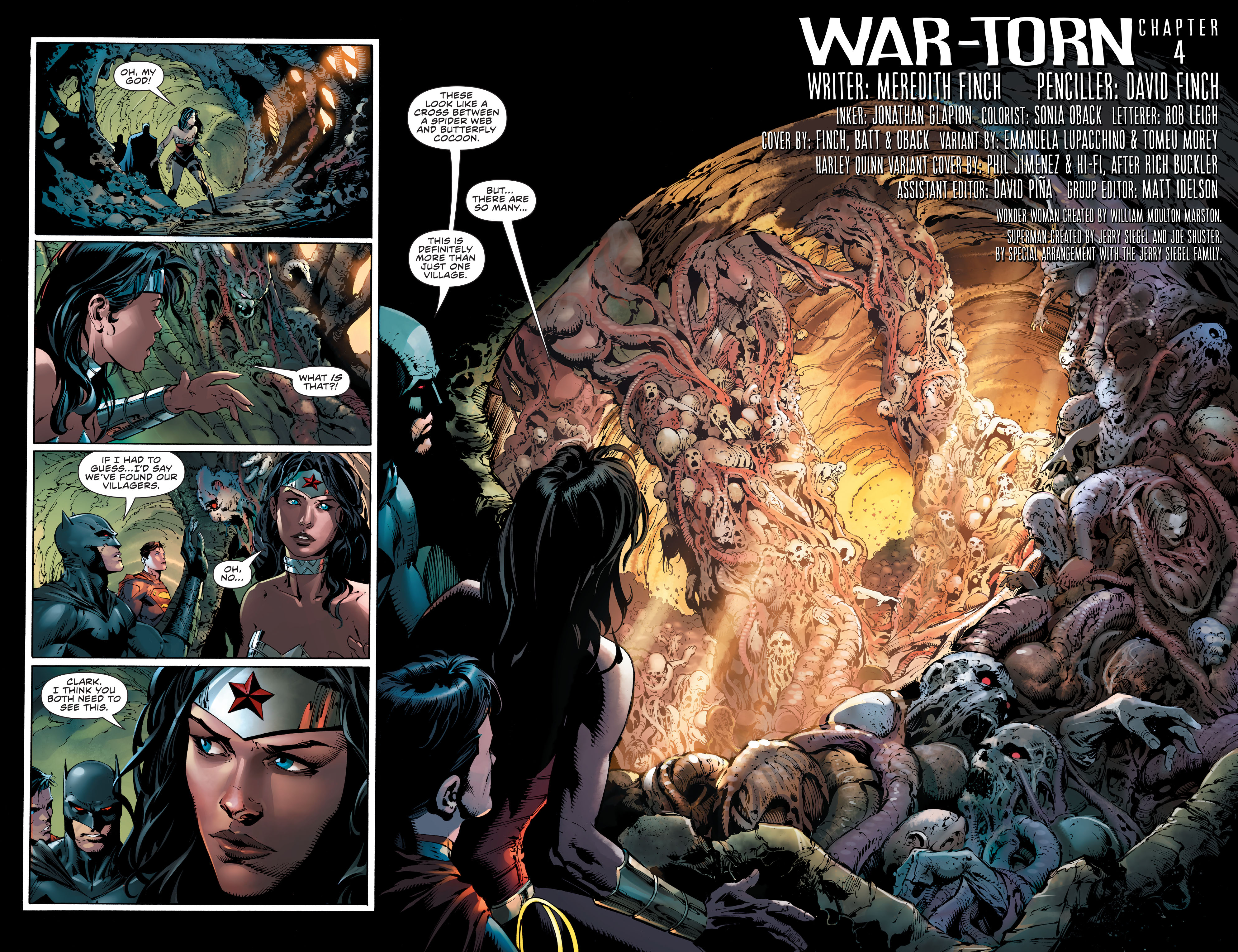 Read online Wonder Woman (2011) comic -  Issue #39 - 5