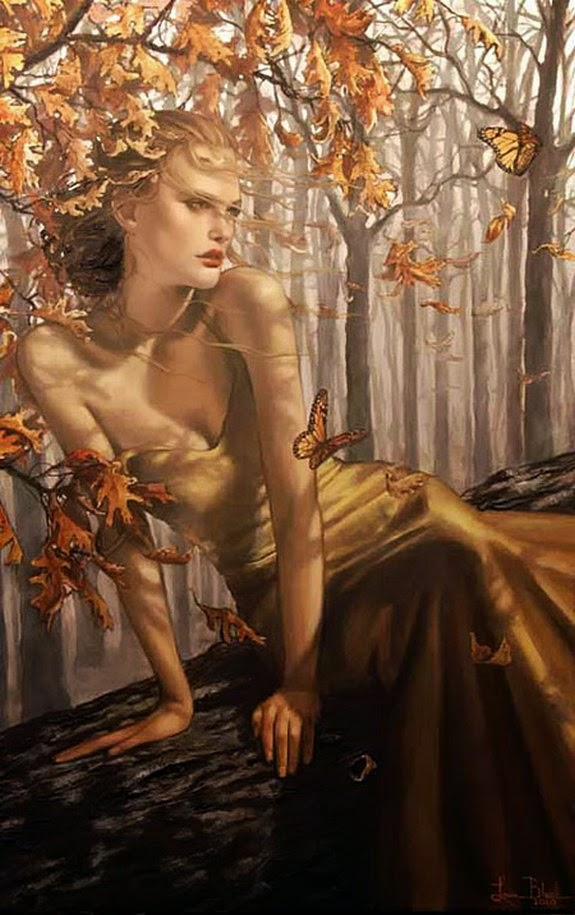 Só Sua - Lauri Blank e suas pinturas cheias de emoções