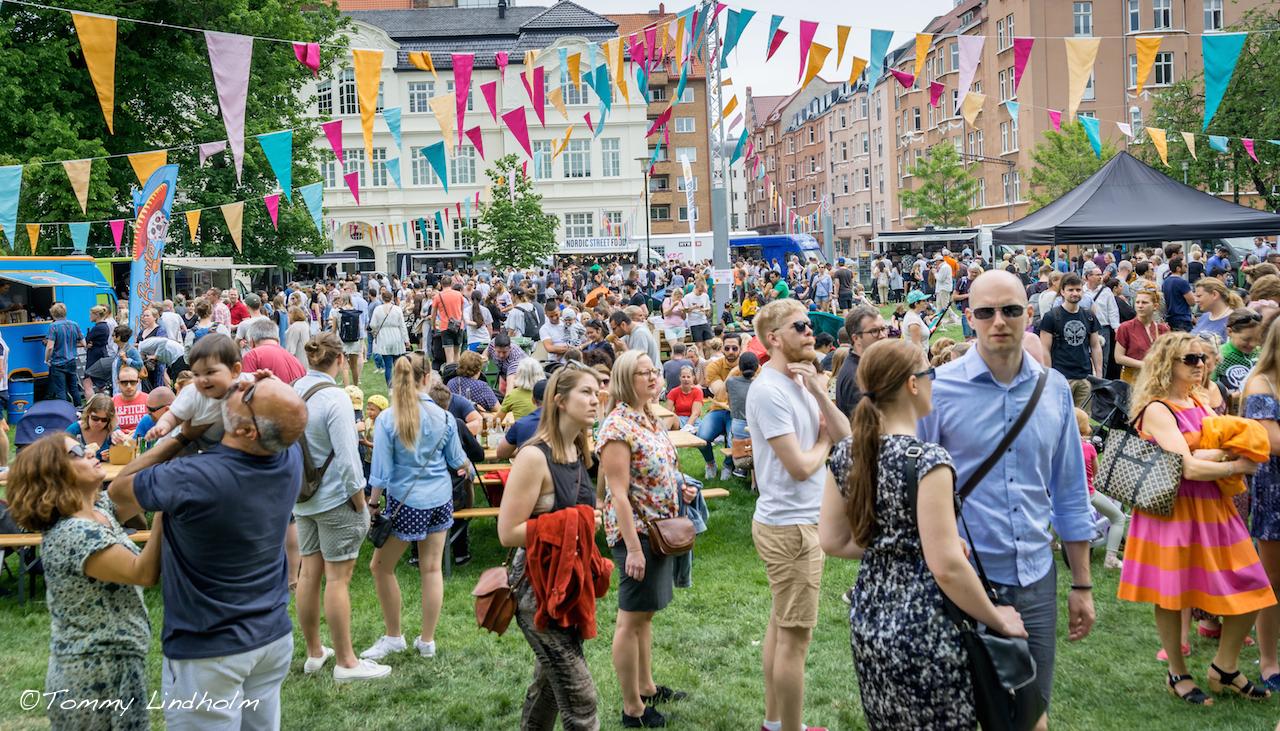 fest slampa voyeur i Malmö