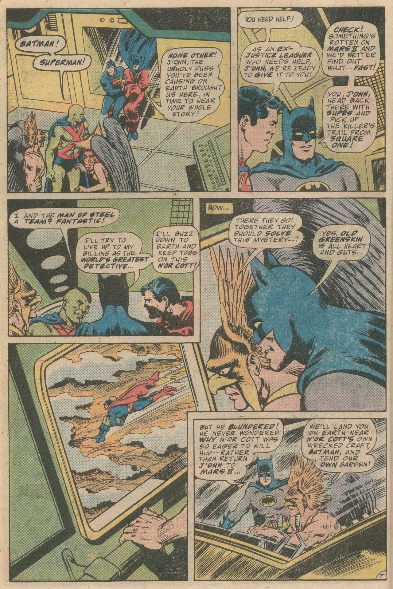 Read online World's Finest Comics comic -  Issue #245 - 9