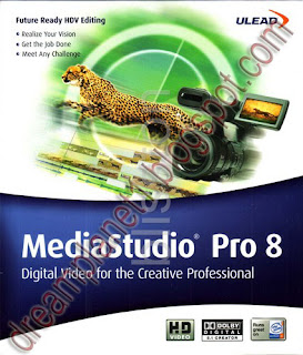 Download Software & Games : Ulead Media Studio Pro 8 with