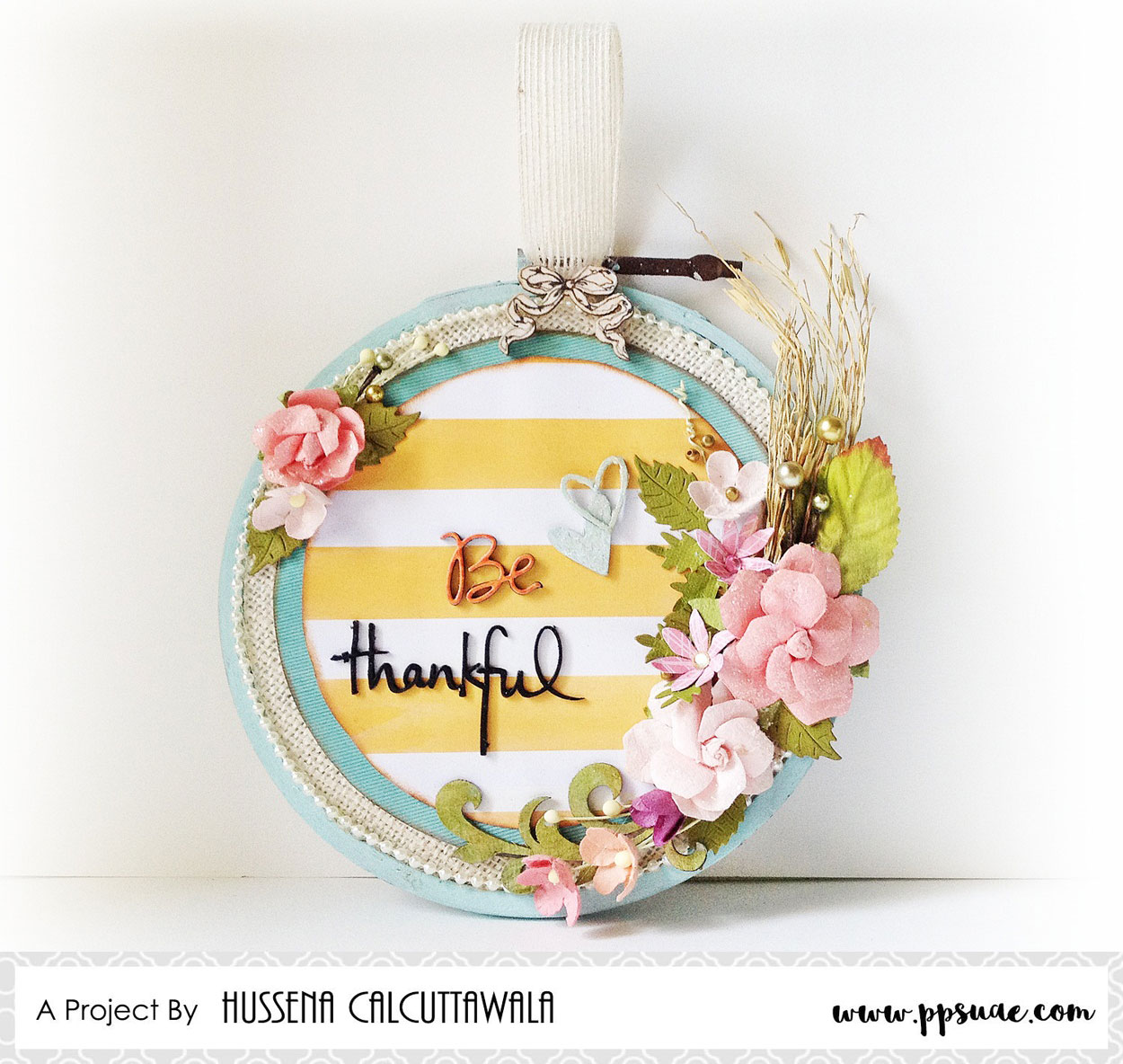Quill and Punch Works: Pretty Paper Studio | Fifth Birthday Blog Hop