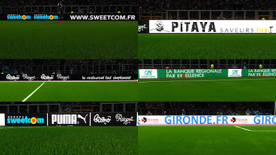 PES 2018 Ligue 1 Adboards by Chosefs Season 2017/2018