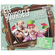 elf yourself photo kit