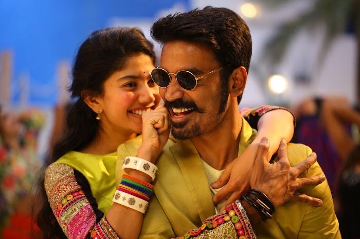Maari-2 Movie Stills|Posters|HD Photos-Dhanush,Sai pallavi Hot Romantic Stills