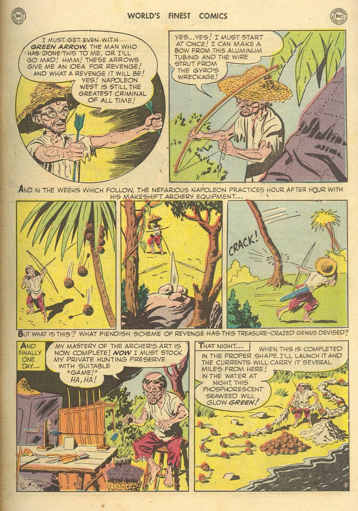 Read online World's Finest Comics comic -  Issue #51 - 21