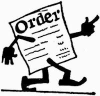 Hasil gambar untuk contoh surat pesanan barang
