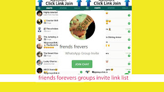 friends forevers groups invite link list 2