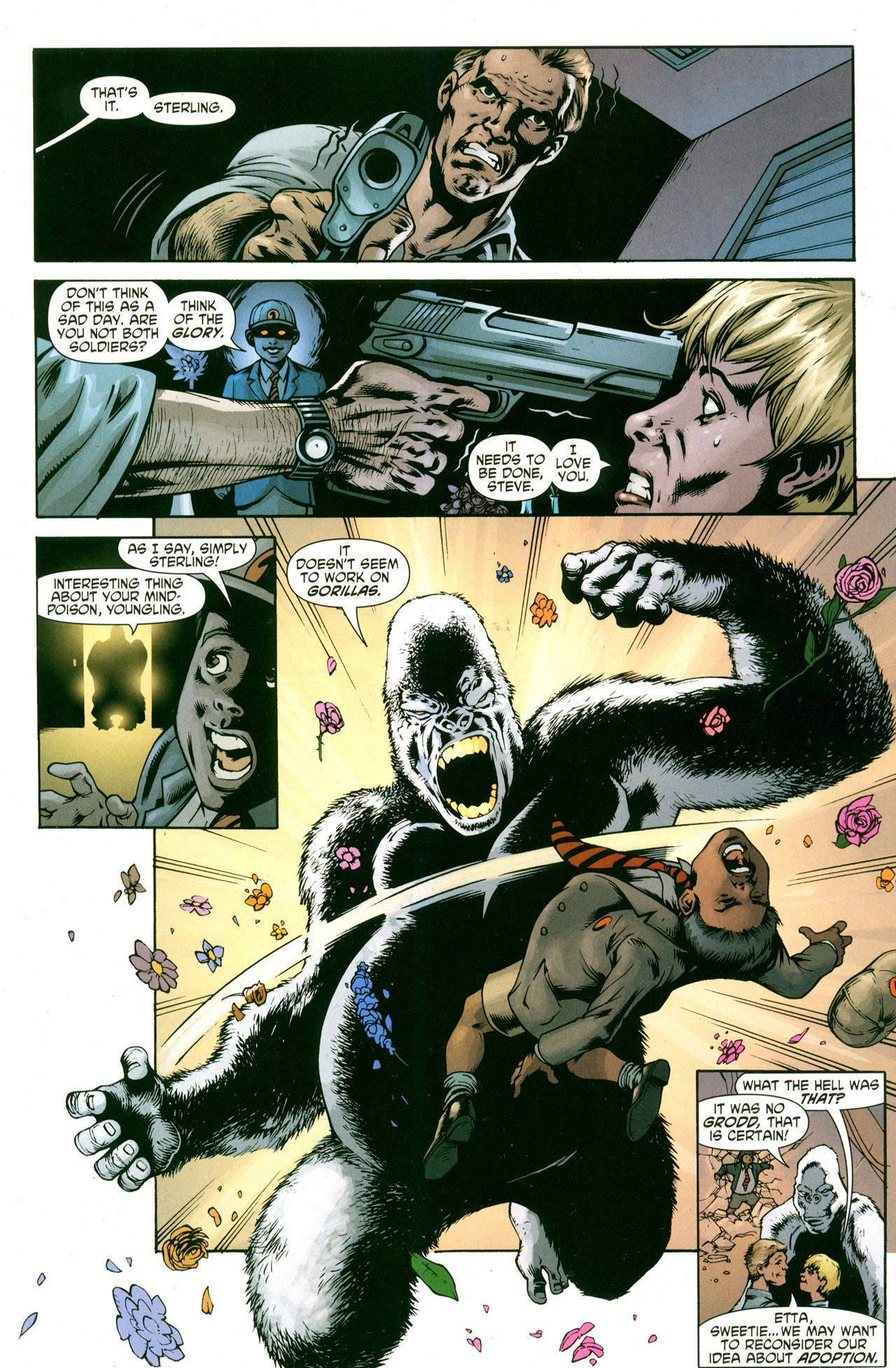 Read online Wonder Woman (2006) comic -  Issue #41 - 22