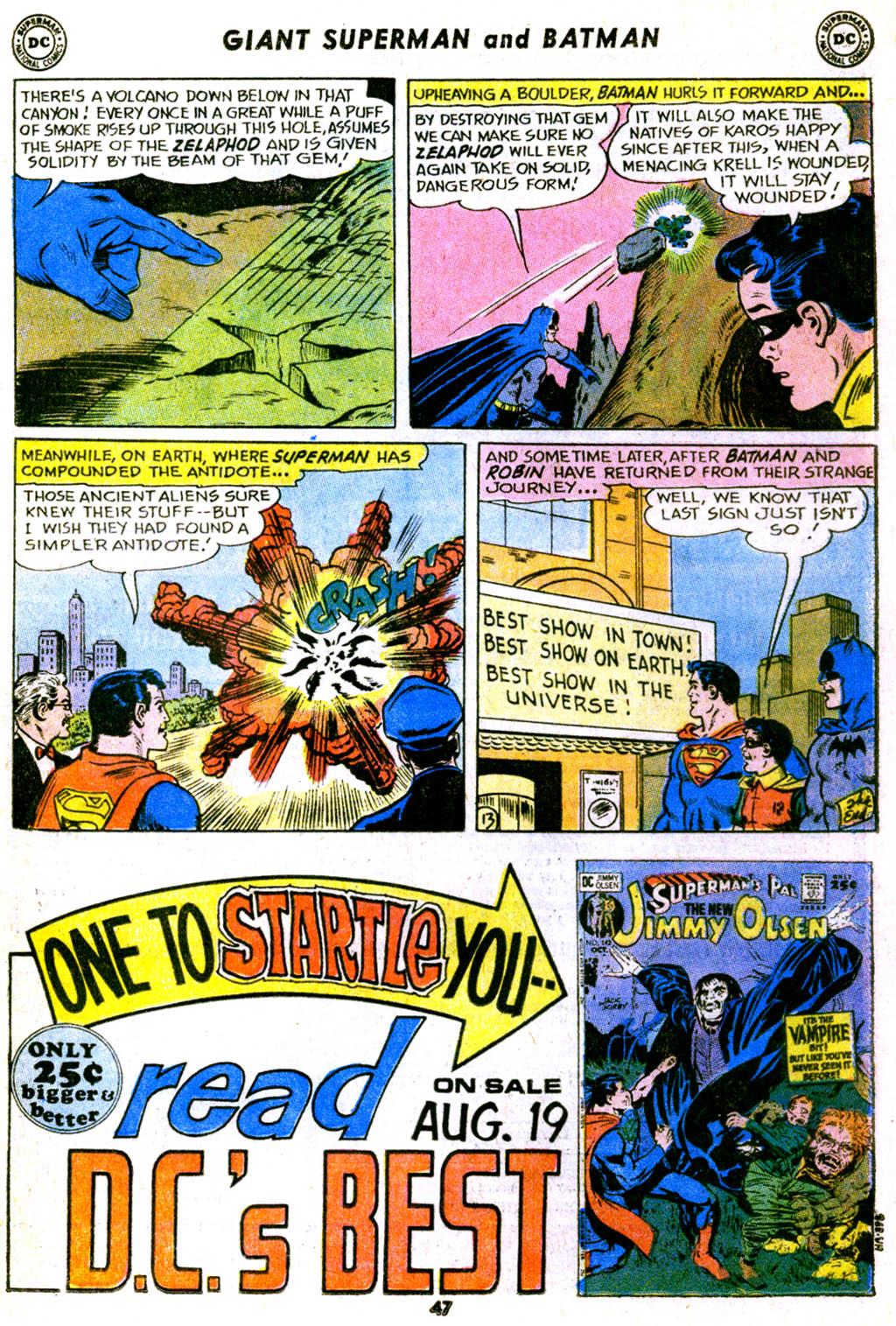 Read online World's Finest Comics comic -  Issue #206 - 43