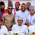 President Buhari breaks ramadan fast with Tobi Bakre, Small Doctor, Kunle Afolayan, Sound Sultan Among Others