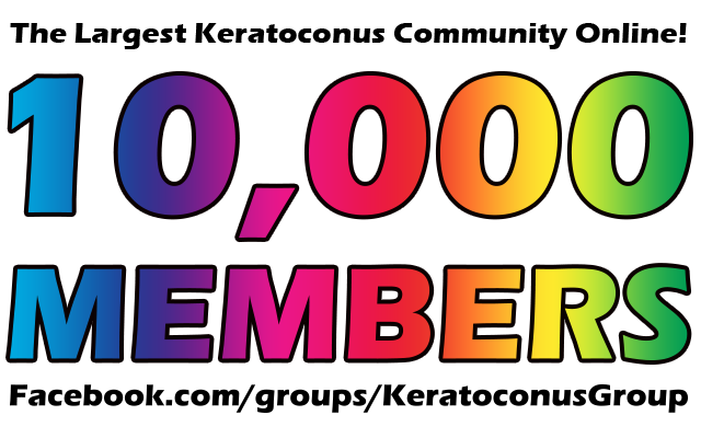 The Largest Keratoconus Community Online!