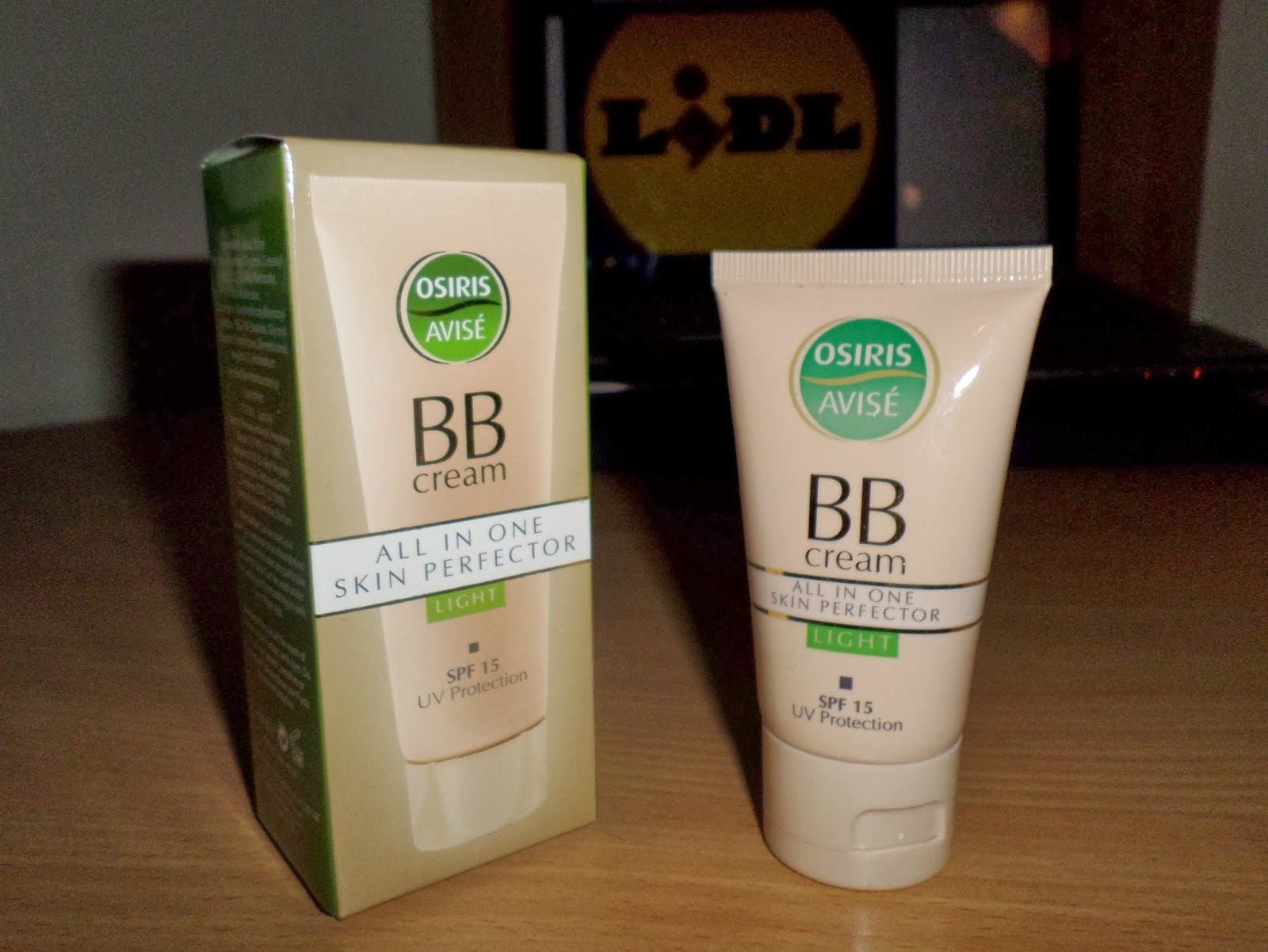Osiris Avisé BB Cream from Lidl