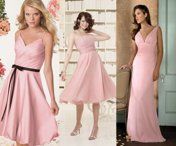 Pink Wedding Gown: Perfect Bridal Wedding Gowns: African American Plus Hot