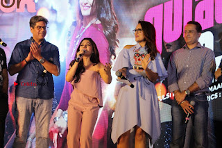 Actress Sonakshi Sinha at the Song Launch of Film Noor  0059.JPG