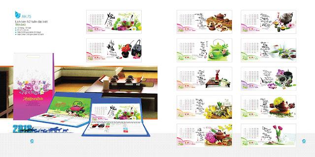 in lịch bàn, mẫu lịch bàn đẹp, mẫu lịch bàn, in lịch để bàn, in lich ban, lich ban, in lịch