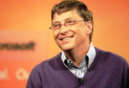 Bill Gates orang terkaya di dunia