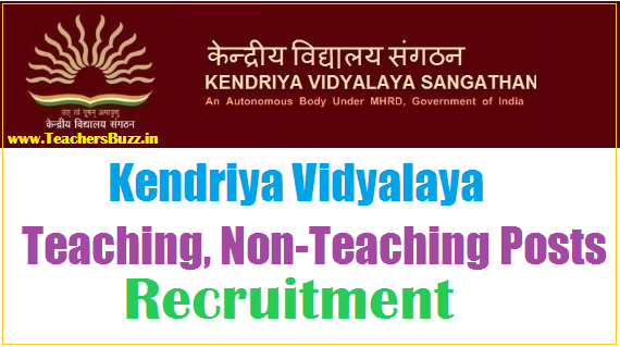 KVS Recruitment