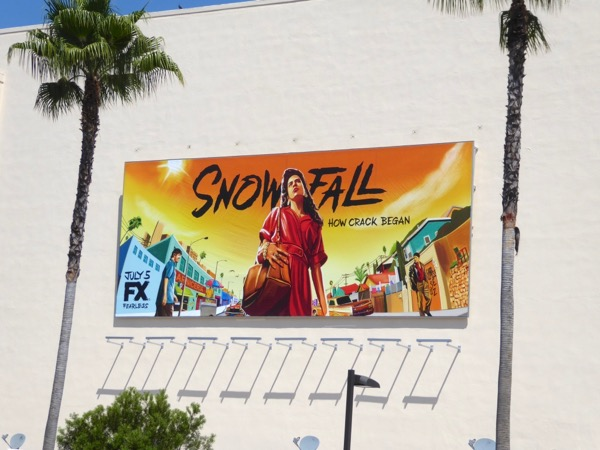 Snowfall season 1 billboard