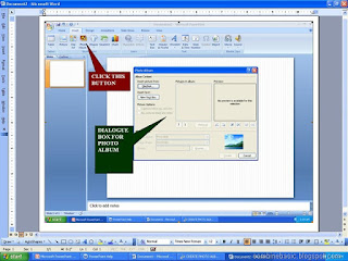 CREATE PHOTO ALBUM PRESENTATION USING POWER POINT 2007