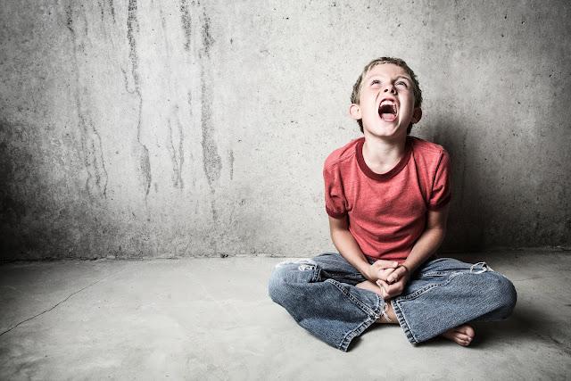 Anak Menjadi Pemarah, Jangan Langsung Menyalahkan Anak, Introspeksi Diri Dulu....