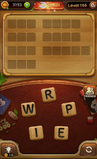 Word Connect Level 161 to 170 Answers