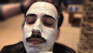 erkekler için yüz maskesi evde - KahveKafeNet