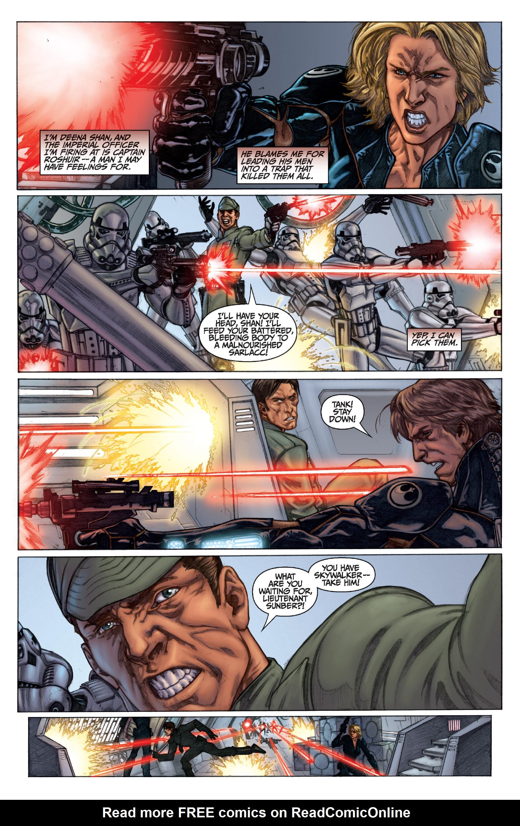Read online Star Wars Omnibus comic -  Issue # Vol. 22 - 393
