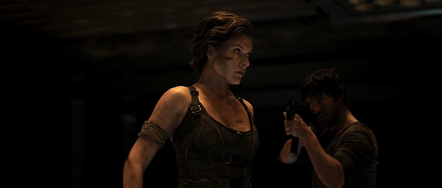 Resident Evil The Final Chapter 2017 720p