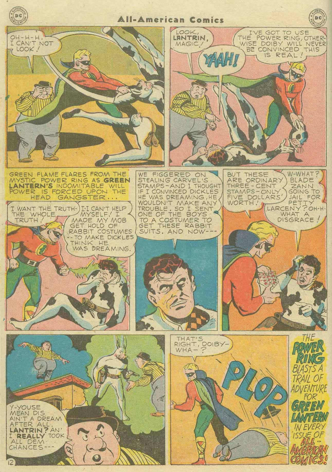 Read online All-American Comics (1939) comic -  Issue #80 - 14