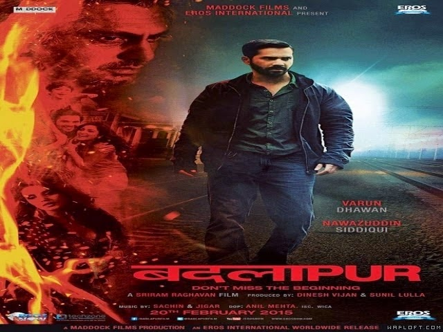 hindi songs of badlapur