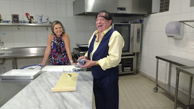 Eliana e Raul Gil. Crédito: Divulgação/SBT