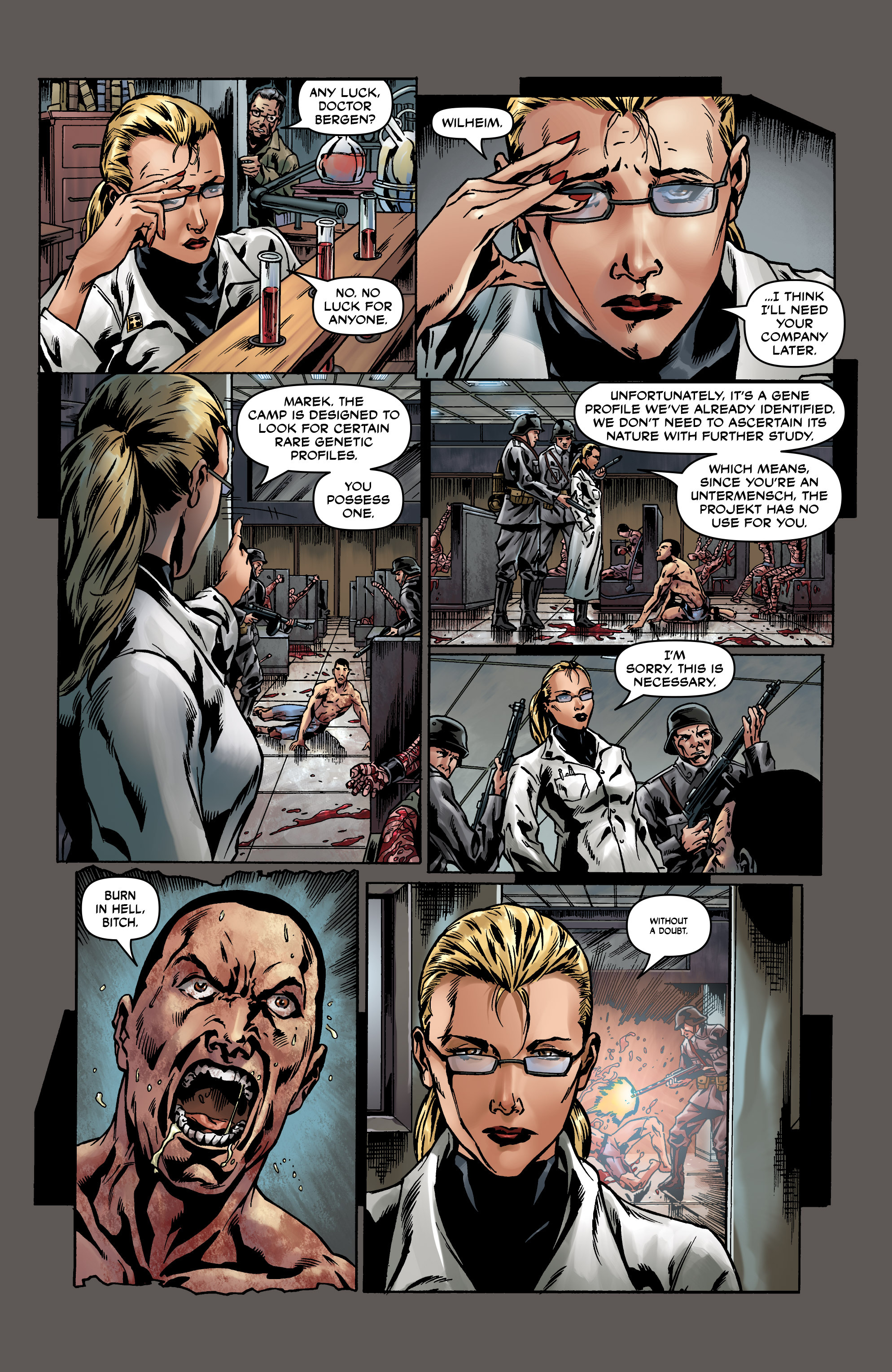 Read online Uber comic -  Issue #0 - 33